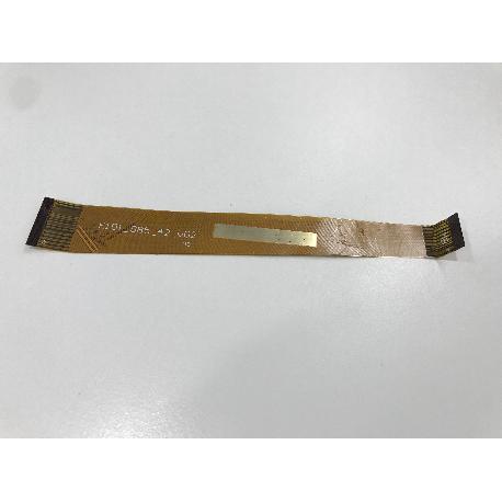FLEX DE LCD DISPLAY ORIGINAL PARA TABLET ZTE E10TL - RECUPERADA