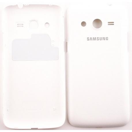 Carcasa Tapa Trasera Original Samsung Galaxy Core 4G G386F Blanca