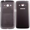 Carcasa Tapa Trasera Original Samsung Galaxy Core 4G G386F Negra