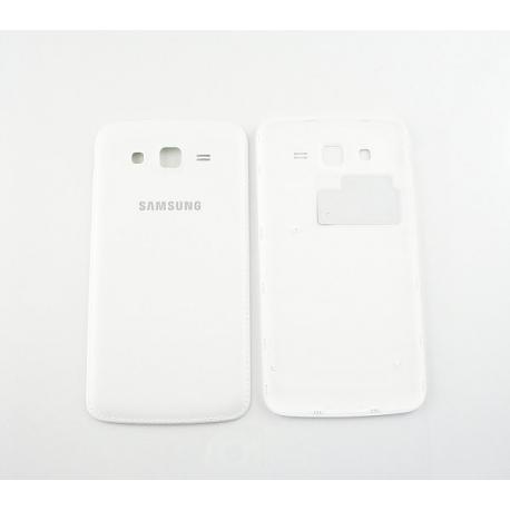 Carcasa Tapa Trasera Original Samsung Galaxy Grand 2 G7102 G7105 Blanca
