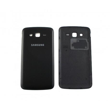 Carcasa Tapa Trasera Original Samsung Galaxy Grand 2 G7102 G7105 Negra