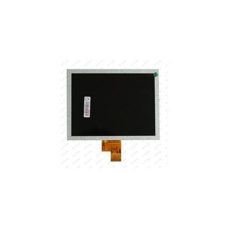 PANTALLA LCD DISPLAY ORIGINAL WOXTER TABLET PC DX 80 - RECUPERADA