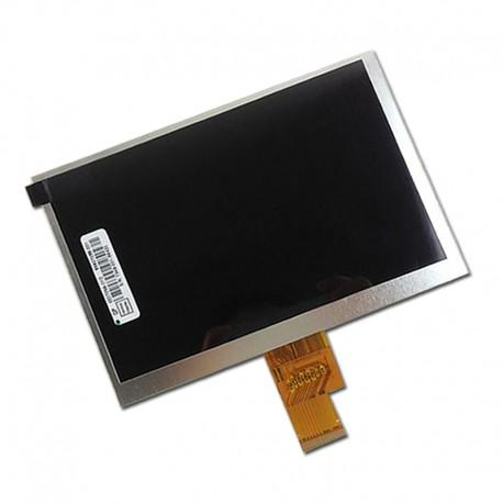 PANTALLA LCD DISPLAY ORIGINAL TABLET UNUSUAL 7X QUAD TB-7XQUAD - RECUPERADA