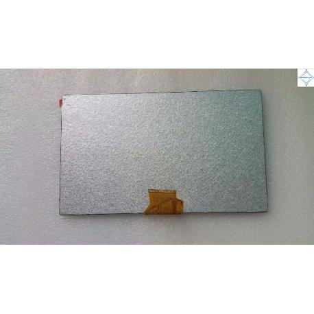 "PANTALLA LCD DISPLAY UNIVERSAL TABLET CHINA 9"" MODELO 1 - RECUPERADA"