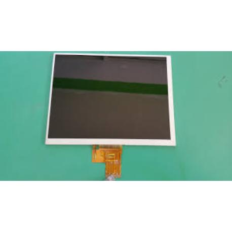PANTALLA LCD DISPLAY ORIGINAL  TABLET WOLDER MITAB NEO 32001355-10 - RECUPERADA