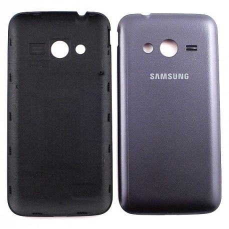 Carcasa Tapa Trasera Original Samsung Galaxy Trend 2 G313F G313 Gris