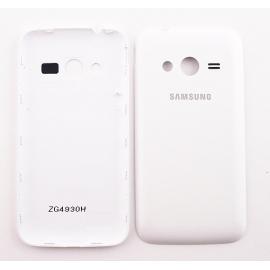 Carcasa Tapa Trasera Original Samsung Galaxy Trend 2 G313F G313 Blanca