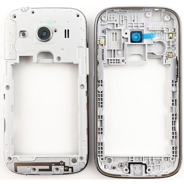 5679c047831 Carcasa Intermdia con Lente de Camara Original Samsung Galaxy Ace 4 G357F  G357