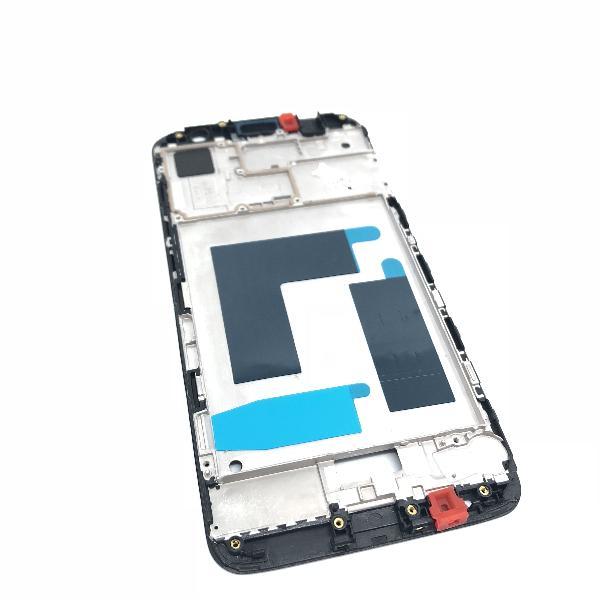 CARCASA FRONTAL DE LCD PARA HUAWEI NOVA PLUS - NEGRA