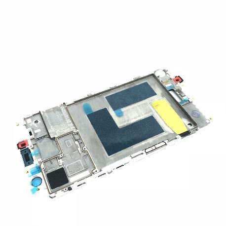 CARCASA FRONTAL DE LCD PARA HUAWEI NOVA PLUS - BLANCA