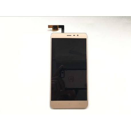PANTALLA LCD DISPLAY + TACTIL PARA XIAOMI REDMI NOTE 3 PRO SPECIAL EDITION - ORO