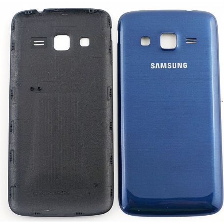 Carcasa Tapa Trasera Original Samsung Galaxy Express 2 G3815 Azul