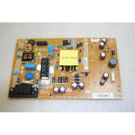 *** FUENTE DE ALIMENTACIÓN POWER SUPPLY TV PHILIPS 32PHH4100/88  996595300133 - ENCARGO