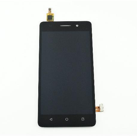 REPUESTO PANTALLA TACTIL + LCD PARA HUAWEI HONOR 4C , HUAWEI G PLAY MINI G650 CHC-U01 - NEGRO