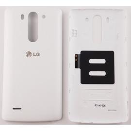 Carcasa Tapa Trasera Bateria Original Lg G3 Mini D722 Blanca