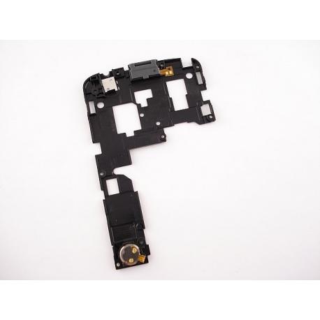 Carcasa Intermdia con Lente de Camara Original Lg Nexus 4 E960