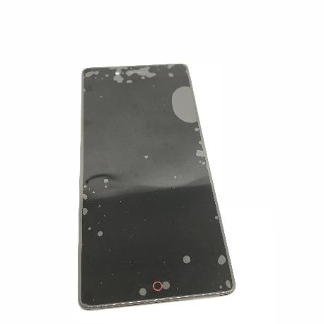 PANTALLA LCD DISPLAY + TACTIL PARA ZTE NUBIA Z11 - NEGRA