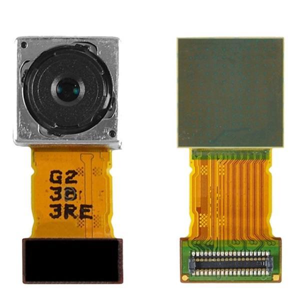 CAMARA TRASERA 20MP ORIGINAL SONY XPERIA Z2 D6502 D6503 L50W