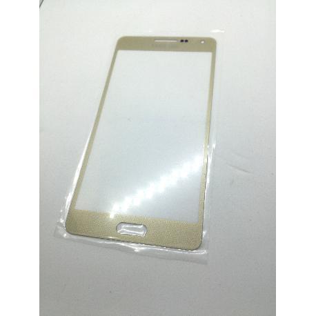 CRISTAL VENTANA GORILLA GLASS ORO SAMSUNG GALAXY A5 A500F