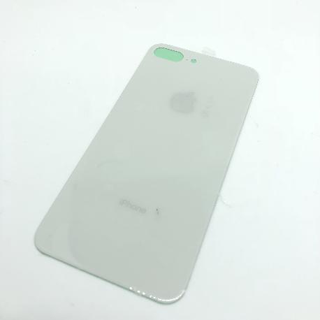 TAPA TRASERA PARA IPHONE 8 PLUS - BLANCA