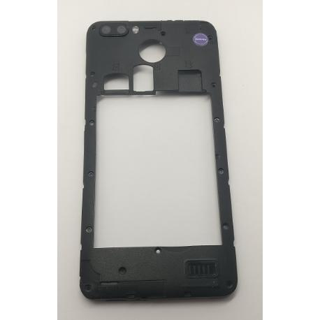 CARCASA INTERMEDIA ORIGINAL PARA BLACKVIEW A7 PRO - RECUPERADA