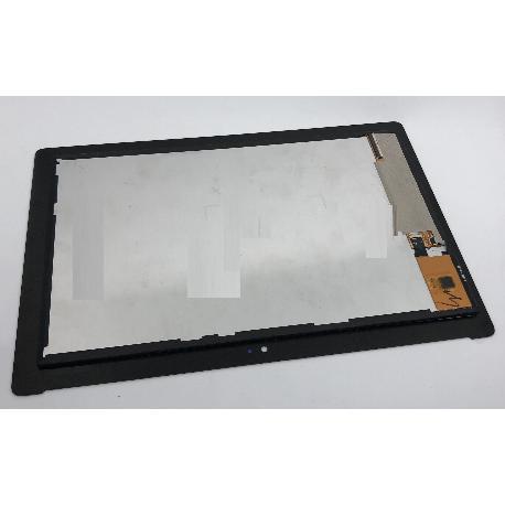 PANTALLA LCD Y TACTIL PARA  ASUS ZENPAD 10 Z300CNL Z300CL (CONECTOR MARRON) - BLANCA