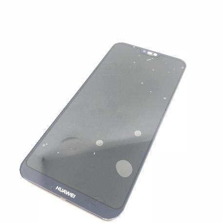 PANTALLA LCD DISPLAY Y TACTIL PARA HUAWEI P20 LITE - AZUL
