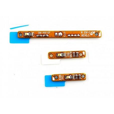 Set de Antenas Original Samsung Galaxy Note 4 N910F
