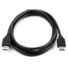 Cable HDMI macho a HDMI macho 1.8 metros Negro