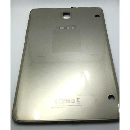 CARCASA TAPA TRASERA DE BATERIA ORIGINAL PARA SAMSUNG GALAXY TAB S2 8.0 3G/LTE SM-T715 - ORO