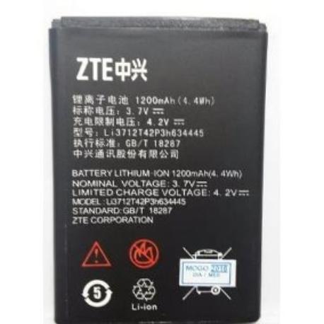 BATERIA ORIGINAL ZTE LI3712T42P3H634445 V815  V815W – KIS II MAX