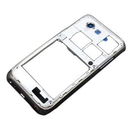 CARCASA INTERMEDIA SAMSUNG I9070 GALAXY S ADVANCE BLANCO