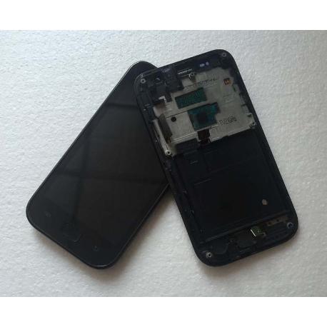 PANTALLA LCD DISPLAY + TACTIL CON MARCO SAMSUNG I9003 GALAXY SCL
