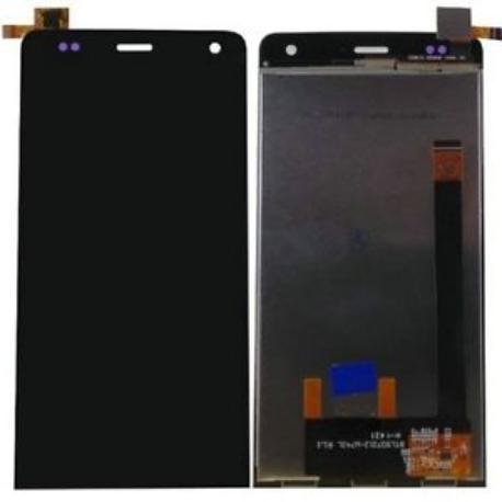 REPUESTO PANTALLA LCD + TACTIL WIKO GETAWAY NEGRO