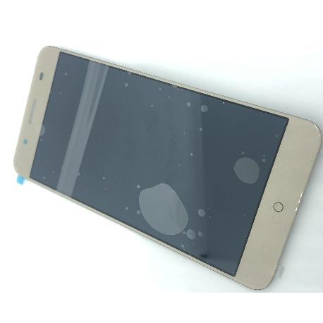 PANTALLA TACTIL Y LCD PARA ZTE BLADE A610 PLUS - ORO