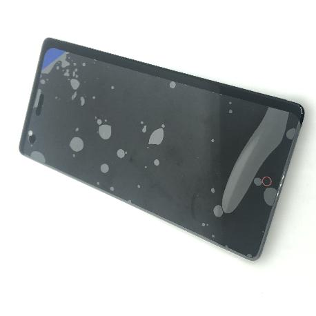 PANTALLA TACTIL Y LCD PARA ZTE NUBIA Z17 NX563J - NEGRA