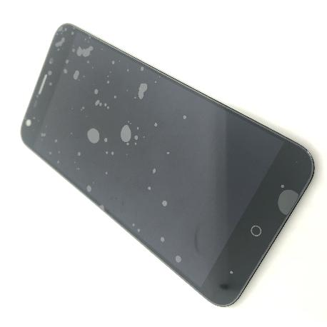PANTALLA TACTIL Y LCD PARA ZTE BLADE A6, A6 LITE - NEGRA
