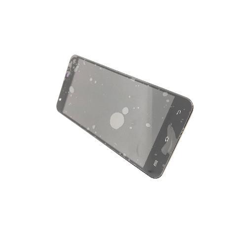PANTALLA LCD Y TACTIL PARA OUKITEL U7 PLUS, OUKITEL U7 MAX - NEGRA