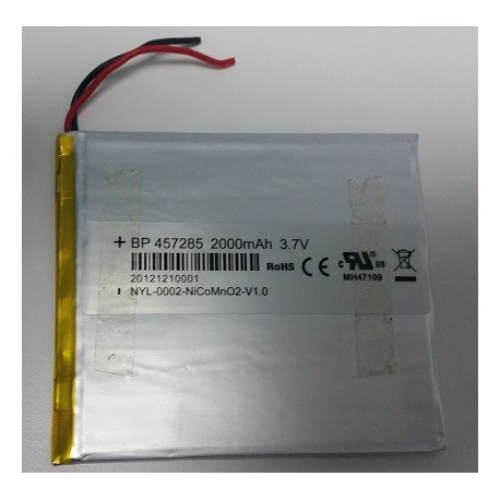 Bateria Original Unusual VORTEX POCKET Recuperada