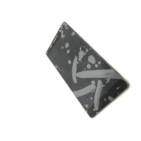 PANTALLA LCD Y TACTIL PARA CUBOT MAX - NEGRA