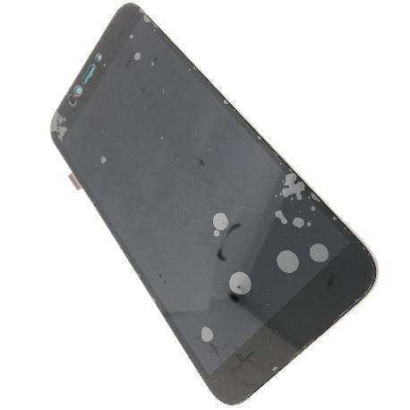 PANTALLA LCD Y TACTIL PARA UMI IRON PRO - NEGRA