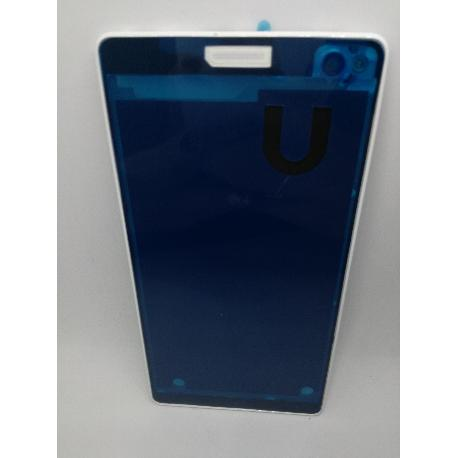CARCASA FRONTAL DEL LCD PARA SONY XPERIA C4 E5303, E5306, E5353 - BLANCA