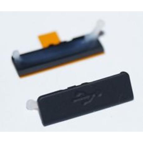 TAPA PROTECTORA DE RANURA MICRO USB ORIGINAL DE SONY XPERIA S LT26I
