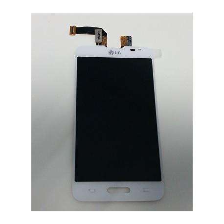 Pantalla Lcd + tactil Original LG Optimus L70 D320 Blanca