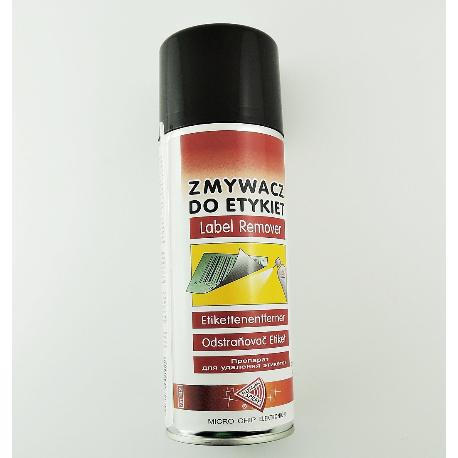 SPRAY PARA REMOVER ETIQUETAS - 400ML