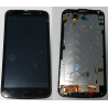 Pantalla Lcd Display + Tactil con Marco Original Huawei Ascend G730 Negra
