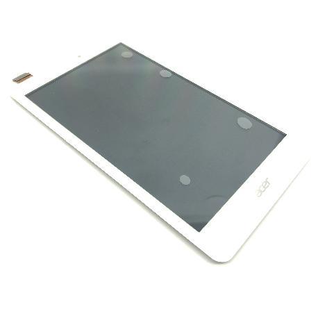 PANTALLA LCD Y TACTIL PARA ACER ICONIA ONE 8 W1-810, W1-811 - BLANCA
