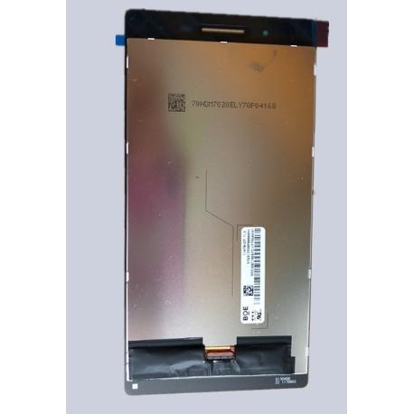 PANTALLA LCD Y TACTIL PARA LENOVO TAB 4 7 TB-7504X - NEGRA