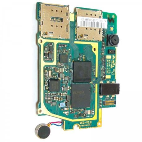 PLACA BASE ORIGINAL BQ AQUARIS E5 HD TFT5K0858FPC-A1-E 8 GB - RECUPERADA