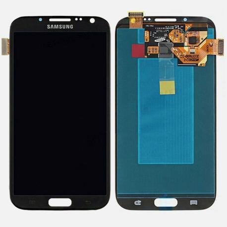 PANTALLA LCD + TACTIL ORIGINAL SAMSUNG GALAXY GRAND 2 G7102 G7105 NEGRA - RECUPERADA